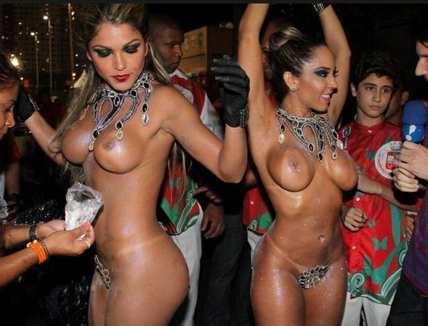 бразильские карнавалы порнофото